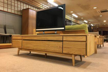起立木工 「Solaire(ソレール)」 TVボード180