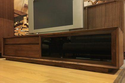 ハイランド TVボード 180 150 ウォールナット 久和屋